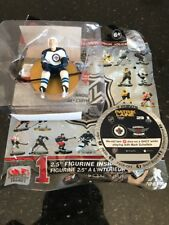 PATRIK LAINE Winnipeg Jets Gold 2.5'' Series 4 NHL Imports Dragon Figure Loose