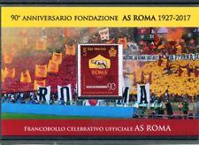 Сан Марино San Marino 2017-90°fondazione dell' AS ROMA in blister