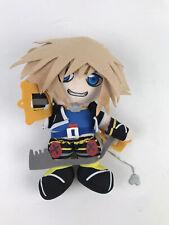 "Kingdom Hearts Character Sora 12"" Plush Doll Stuffed Anime Toy Figure NWOT"