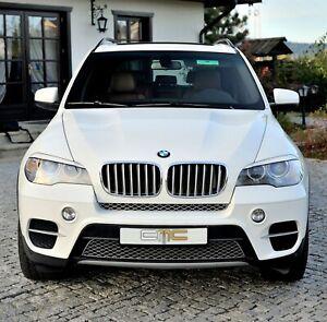 Scheinwerferblenden für BMW X5 E70 Scheinwerfer Böser Blick eyebrows Blenden ABS