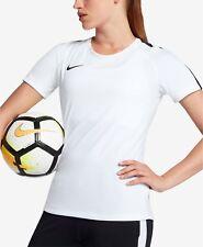 Academia de fútbol Top Nike Dry Fit Blanco Negro M Estilo  872916 1764958930b8e