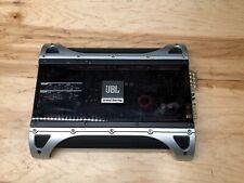 JBL Grand Touring Series GTO75.4 II Audio Amplifier