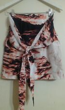 Sass and Bide silk fire skirt size 38 or size 8