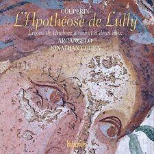 Couperin: L'Apotheose De Lully, Lecons De Tenebres [New CD]