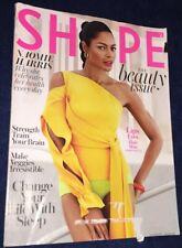 Naomie Harris Shape Magazine October 2019