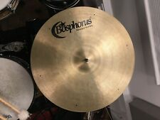 More details for bosphorus master series 19 inch ride/ crash cymbal - 1514g