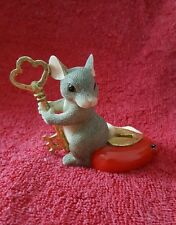 "Charming Tails ""You Hold The Key To My Heart"" Club Membership Edition 2000 97/18"