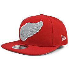 Detroit Red Wings New Era 3M FLASH SNAP Reflective Snapback 950 NHL Hat