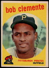 1959 Topps Baseball - Pick A Card - Cards 301-572