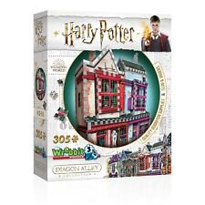 Puzzle Wrebbit  3d Harry Potter Quality Quidditch Supplies  and Slug and Jiggers