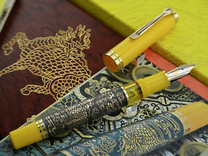 PELIKAN M800 (old style) Kirin Asia Limited Edition 888 Fountain Pen #049/888 F