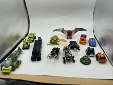 LOT Vintage 1980s G1 TRANSFORMERS Insecticons Constructions Springer Venom Pipes