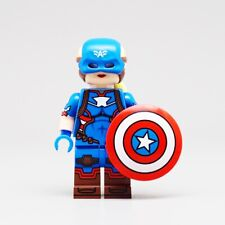 ⎡DRAGON BRICK ⎦Custom Captain America 2099 Lego Minifigure