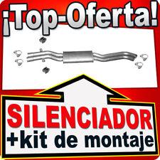 Silenciador Intermedio BMW 3 (E46) 330 d / Xd / Cd 1999-2006 Centro Escape EHF