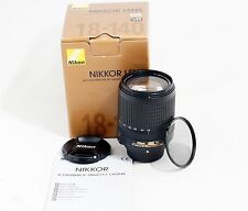 Nikon NIKKOR 18-140mm f/3.5-5.6 ED VR G AS DX Lens D3300 D5200 D5300 D7000 D7100