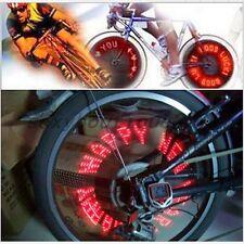 7 LED Bike Cycling Motorcycle Wheel Valve Stem Cap Tire Motion Neon Light Lamp