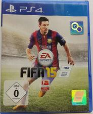 FIFA 15 PS4 Spiel Fussball Football Game EA Sports Playstation 4 USK 0