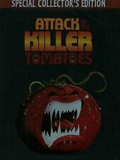 Attack Of The Killer Tomatoes DVD Special Edition - (No poster)