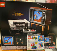 LEGO: Nintendo Entertainment System NES 71374 + Expansion Set NEW IN HAND