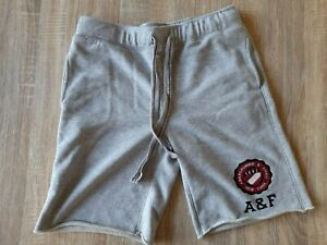 Mens Abercrombie & Fitch Tradie Gym, Running Sweat Shorts