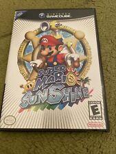 Super Mario Sunshine (GameCube, 2002) NTSC