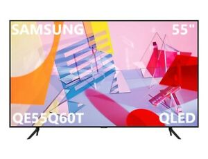 "TV SAMSUNG QE55Q60TAU 55"" SMART QLED ULTRA HD 4K Televisore HDR DVB-T2 WiFi"