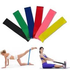 Komplett 5 Bänder Trainingsbänder Bodynastyk FlexiFit verschiedene Belastung