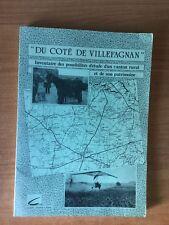 """""""DU COTE DE VILLEFAGNAN"""" inventaire des possibilités d'étude d'un canto"""