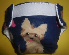 #1 BABY DOLL CLOTH DIAPER DOG PUPPY ALIVE SIPS N  CUDDLES BETTER NOW BAILEY