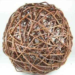 Weidenkugel 40cm natur Rebenkugel Weidenball Dekoball Dekokugel Gartenkugel