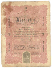 Hungary - 2 Forint - 1848 / Revolutionary War Issue_P#S112