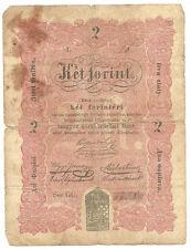 Hungary - 2 Forint - 1848 / Revolutionary War Issue_P#S112