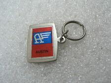 KEY-RING SLEUTELHANGER  AUSTIN LOGO CAR AUTO METALL