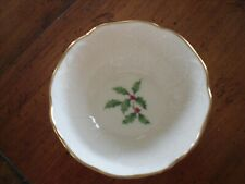Small Lenox China Christmas bowl