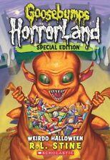 Weirdo Halloween (Goosebumps Horrorland #16) by R.L. Stine