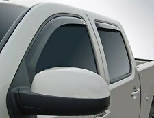 In-Channel Wind Deflectors for 2003 - 2009 Hummer H2