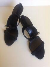 Patrizia Pepe Ankle Strap Sandal black 40