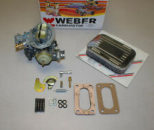 FIAT 124 131 and  BRAVA NEW WEBER CONVERSION FOR WEBER 34 ADF