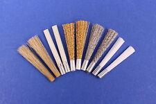 Ersatzpinsel im Set 4 mm Glasfaserradierer 10 Stück