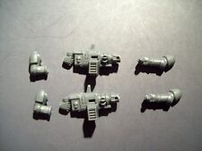 2 Space Marine Grey Knight Psycannons (bits auction)