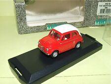 FIAT ABARTH 695 SS 1964 Rouge VITESSE 042B