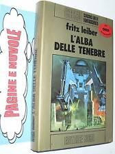 leiber L'ALBA DELLE TENEBRE  nord oro 1 ED 1978