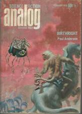 ANALOG Magazine ~ February 1970 ~ Poul Anderson