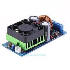 New 500W Mono Channel Digital Amplifier Class D HIFI Power Amp Board Module+Fan