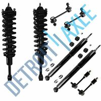 Front Strut Rear Shock Sway Bar Link for 03-16 Toyota 4Runner 07-13 FJ Cruiser