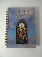 Divine Dishes Too Cookbook St. Mark's Episcopal Church Southborough MA 2003