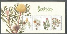 Australia-Banksias-Flowers Feb 2018 min sheet mnh