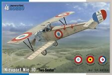 """SPECIAL HOBBY SH48184 1/48 Nieuport 10 """"Two Seater"""""""