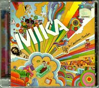 MIKA Life In Cartoon Motion 2006 MALAYSIA EDITION CD RARE NEW FREE SHIPMENT