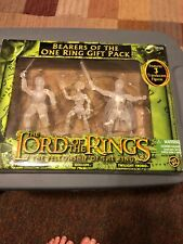 Lord Of The Rings Bearers Of The One Ring Gift Pack New 2004 Toy Biz